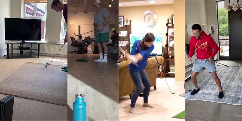 amantes del golf en México