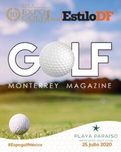 Golf monterrey Magazine