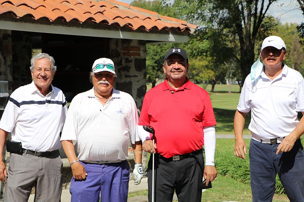 Expogolf México torneo de golf