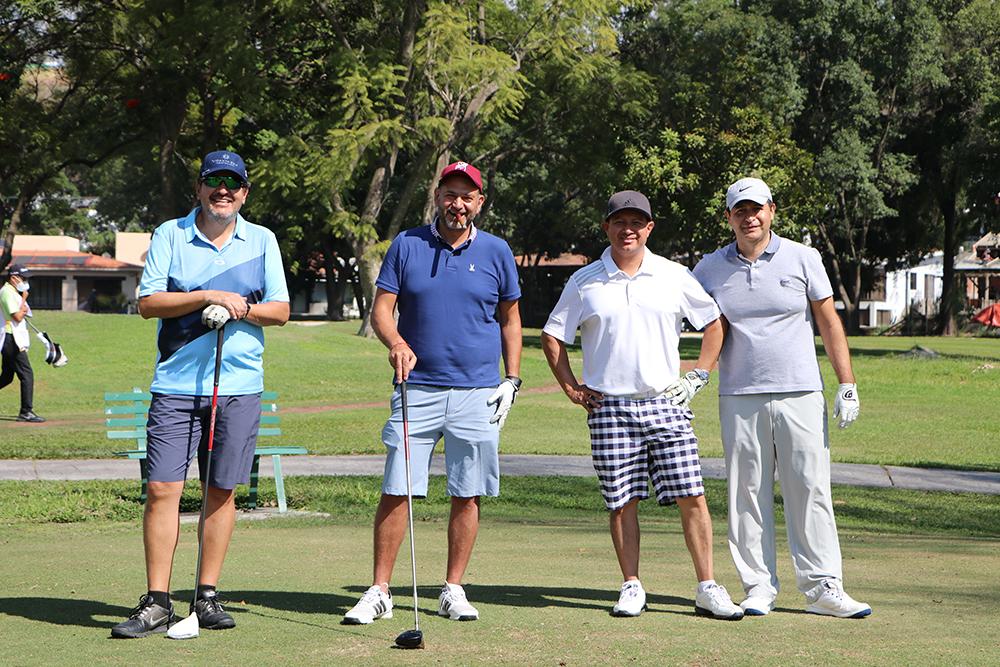 golf en México torneo en morelos