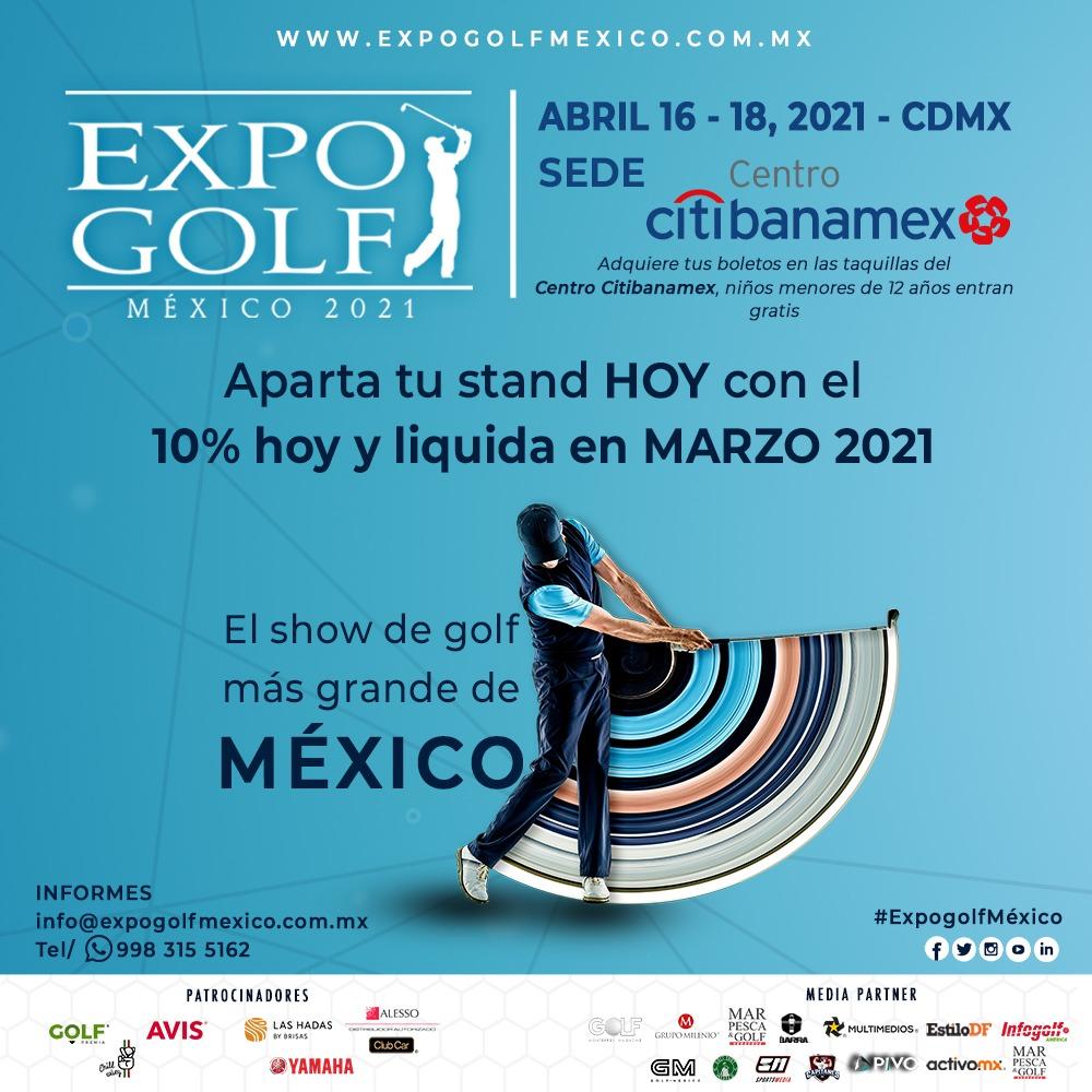 Expogolf México 2021