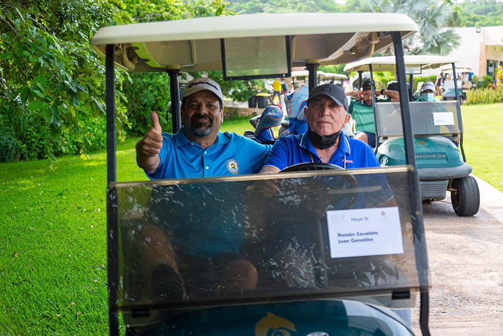 Torneo de golf en México de la gira Expogolf México sede Campeche